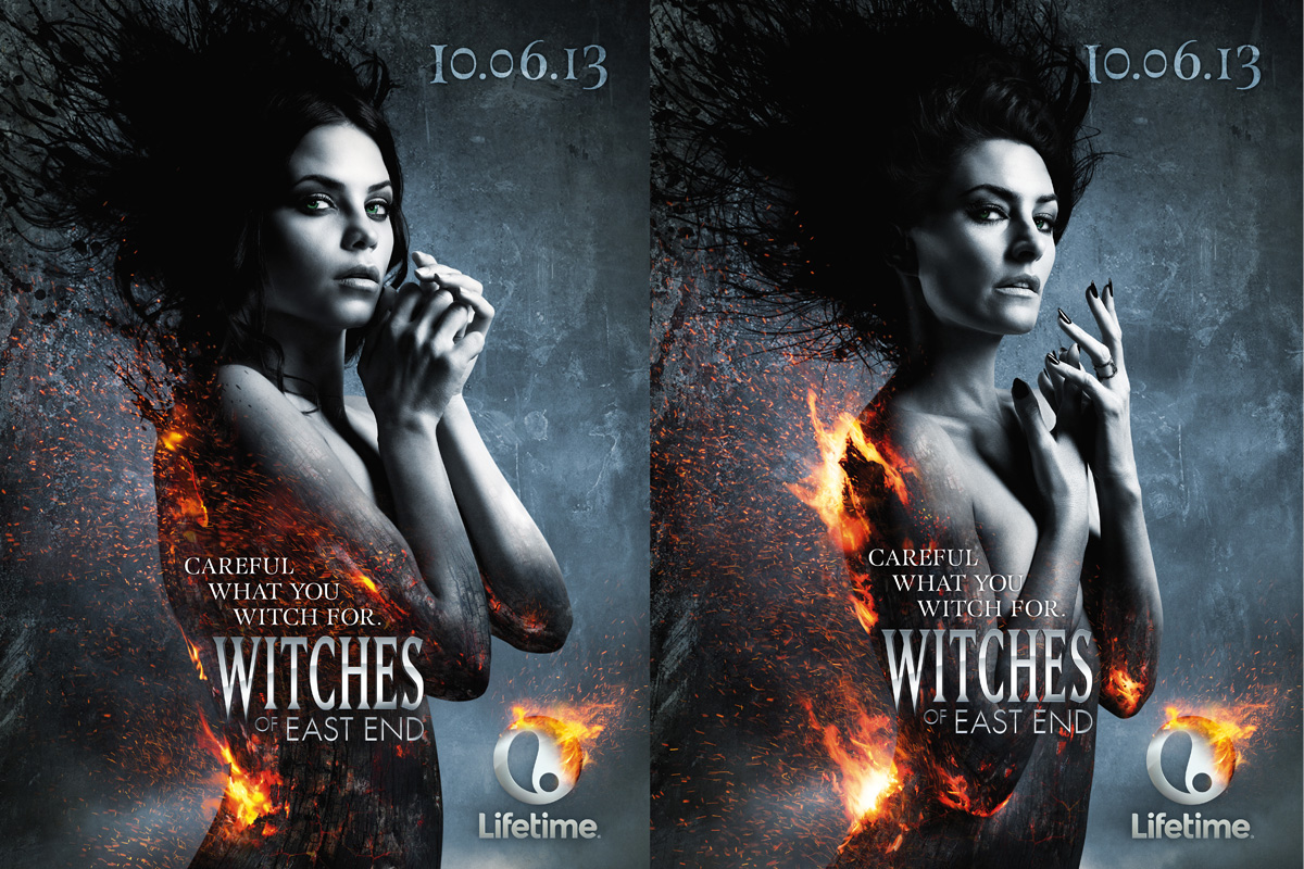 David A Hays Portfolio Witches Of East End Lifetime